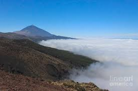 Mount Teide Photograph by Ivan Stevens