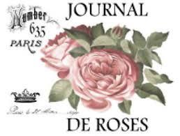 Vintage Image French Paris Pink Rose Furniture Transfers Waterslide Decals Fl513 Ebay