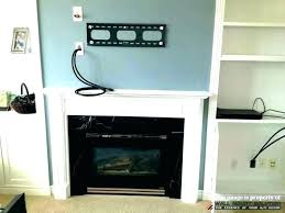 tv fireplace ideas abbyclark me