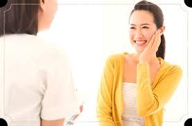 「笑顔 エステ 女性」の画像検索結果
