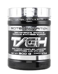 t gh by scitec nutrition 300 grams