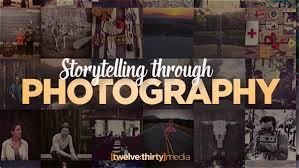 how to make a good photo essay