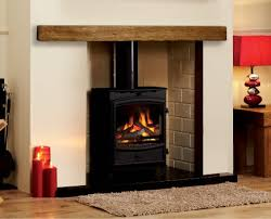 focus fireplaces wooden beams the