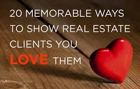 ways to show real estate clients