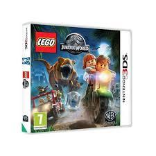 Jeu vidéo LEGO JURASSIC WORLD - 3DS