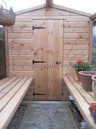 greenhouse shed combination free
