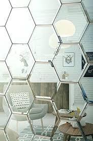 mirror bevel amalfi glass wall tile