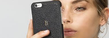 monogram iphone accessories