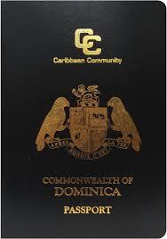 Dominica Passport Dashboard | Passport Index 2020