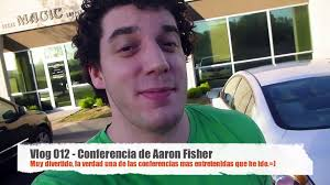 Conferencia de Aaron fisher (22/3/12) - video dailymotion