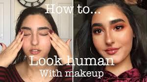 how to look older using makeup