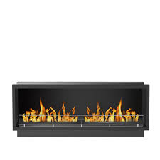 72 inch bio ethanol electric fireplace