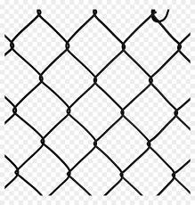 Black 2 Diamond Chainlink Vinyl Chain Link Fencing Clipart 439999 Pikpng