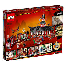 LEGO Ninjago Monastery of Spinjitzu 70670 - £80.00 - Hamleys for Toys and  Games