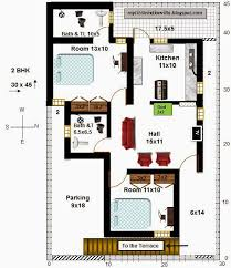 30x45 east facing requested plan