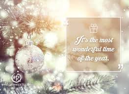 it s the most wonderful time of the year holiday motivational quote