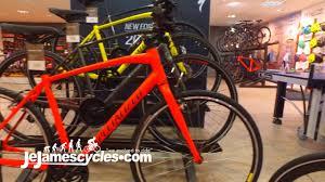 specialized sirrus hybrid bike range