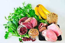 Qué alimentos son ricos en VITAMINA B6? | Alimentos vitamínicos
