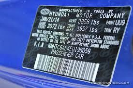 Understanding Your Car S Door Jamb Sticker The News Wheel