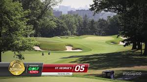 golf course at st george s golf and