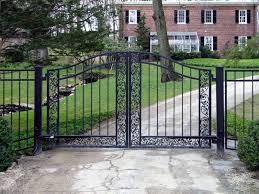 Iron Driveway Gates Tri State Gate