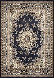 traditional oriental medallion area rug