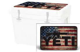 Skin Decal Wrap For Yeti Tundra 35 Qt Cooler Sticker Cover Horse For Sale Online Ebay