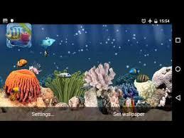 aquarium 3d live wallpaper 1 6 1