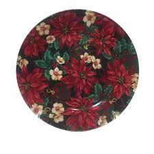 clear glass plate decoupage fabric