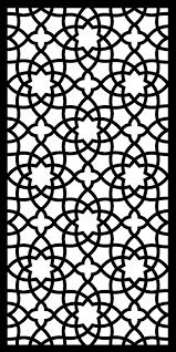 Screen With Envy Alhambra Garden Privacy Screen Decorative Trellis Panel 1800mm X 900mm X 16mm Black Amazon Co Uk Garden Outdoors