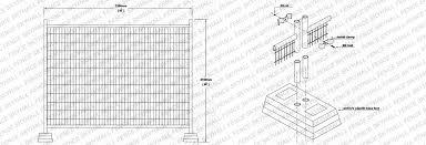 Temporary Fence Panels Hebei Skyhall Metal Fence Co Ltd