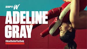 How U.S. Olympic wrestler Adeline Gray got that body