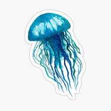 Ocean Theme Stickers Redbubble