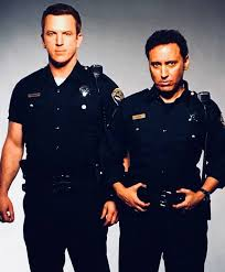 Aasif Mandvi - Being a cop is clearly serious business... | Facebook