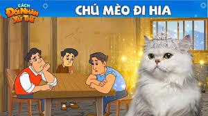 Phim hoạt hình - CHÚ MÈO ĐI HIA -Khoảnh khắc kỳ diệu - Phim hoạt ...