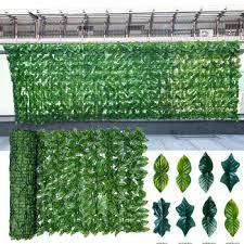 Big Offer 0b56f Artificial Leaf Fence Net Artificial Hedges Fence And Faux Ivy Vine Leaf Decoration For Outdoor Decor Garden Cicig Co