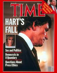 The Front Runner: The Real History of the Gary Hart Scandal   Time
