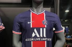 ชุดเหย้าใหม่ 2020-21 ! เปิดตัวในเกมเซลติก | สโมสรฟุตบอลปารีแซ็ง แฌร์แม็ง  แฟนคลับ