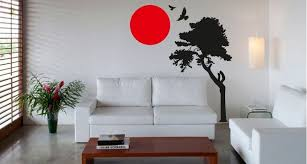 14 Japanese Wall Art Designs Ideas Design Trends Premium Psd Vector Downloads