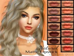 baarbiie giirl s natural matte lipstick
