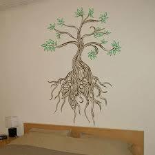 Dali Tree Intricate Wall Decal Sticker Graphic