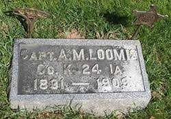 Capt Aaron Milo Loomis (1831-1909) - Find A Grave Memorial