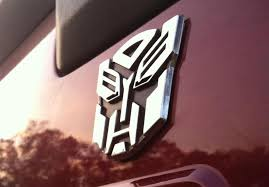 I Bought An Autobot Emblem For My Truck What Does R Transformers Think Transformers