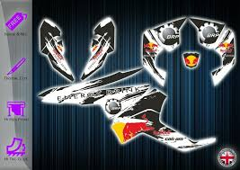 Can Am Renegade Stickers Graphics Kit Decals Canam Renegade Atv Graphics Kit 233608981643