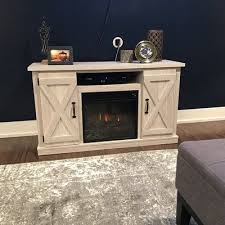leisa tv stand fireplace for tvs up to
