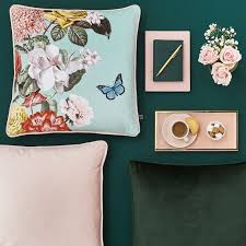 Adeline Green Opulence Cushion - GrahamBrownROW
