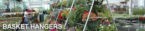 Basket Hangers Plant Displays
