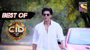 best of cid shahrukh khan helps the