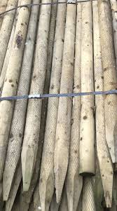 Round Fence Posts 5ft 6inch