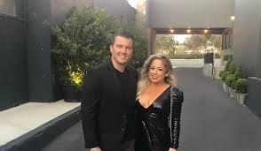 Sabrina Bryan & Husband Jordan Lundberg Expecting First Child   ExtraTV.com